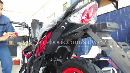 Suzuki Satria Fu 150 Fi Sudah Landing di Kota Patria Blitar (4)