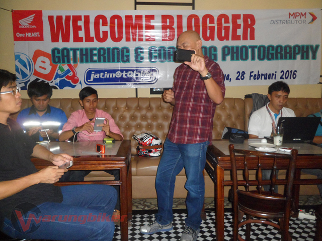 Blogger Gathering dan Coaching Photography bersama MPM Distributor dan Jatimotoblog (1)