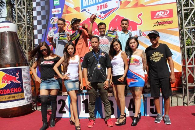 Hasil Kejuaraan Matic Race Blitar Jatim 2016