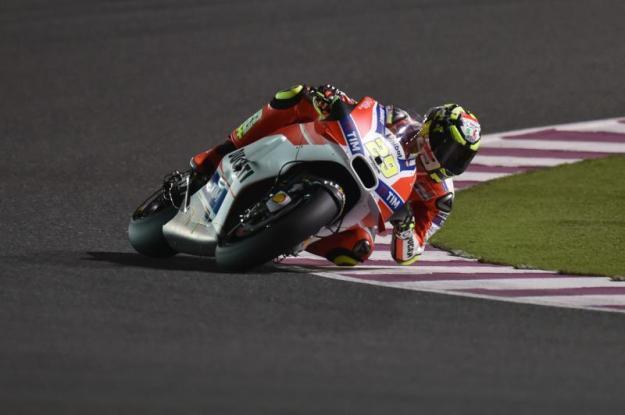 Iannone Tercepat FP2 motoGP 2016 Losail Qatar