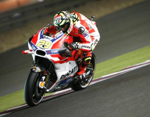 Iannone Tercepat FP3 motoGP 2016 Losail Qatar