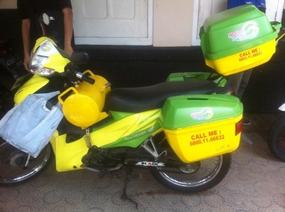 Layanan Honda Home Service