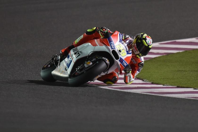 Top Speed Latihan Bebas Qatar