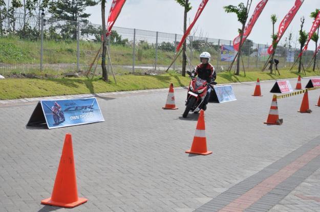 First Ride Impression All New CBR150R, Handling Mantab, Tarikan Responsif Bro-sist