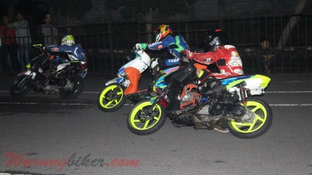 Hasil Matic Race Seri 3 Kediri