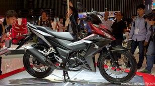 Honda Supra X 150 (3)
