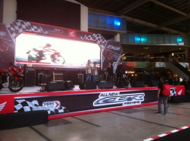 launching All New CBR150R Surabaya (2)