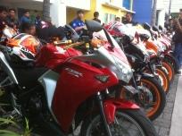 launching All New CBR150R Surabaya (4)