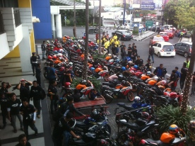 launching All New CBR150R Surabaya (5)
