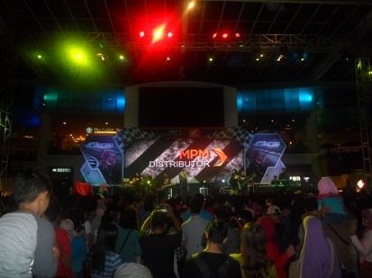 launching All New CBR150R Surabaya