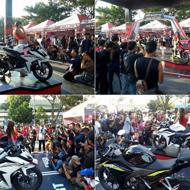 Resmi Rilis di Kediri, All New CBR150R dibanderol Mulai Rp. 33,290 Juta Saja 1