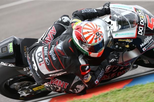 zarco juara moto2 Argentina 2016
