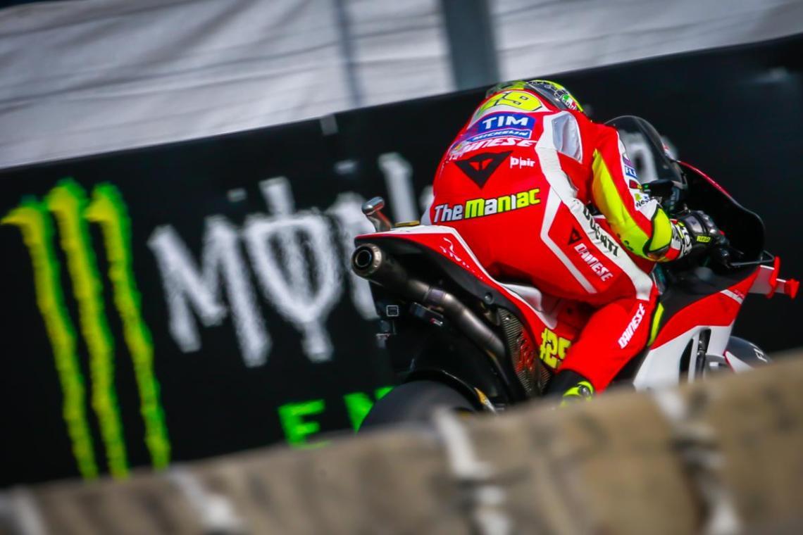 Didepak Ducati, Iannone Resmi Gabung Suzuki