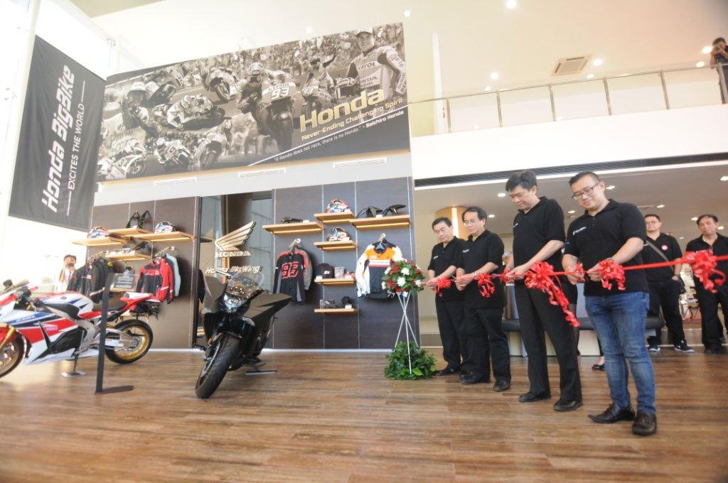 Grand Launching Dealer Big Wing Astra Motor Semarang