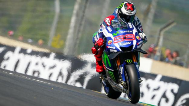 Hasil Kualifikasi MotoGP Prancis 2016