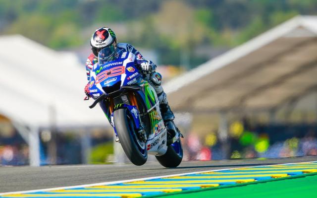 Hasil Lengkap FP3 MotoGP Prancis 2016