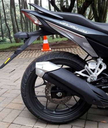 Yuk Intip Spesifikasi Lengkap Honda Supra GTR 150 (2)
