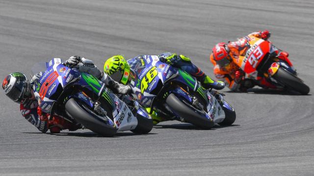 Hasil FP1 MotoGP Catalunya Spanyol 2016