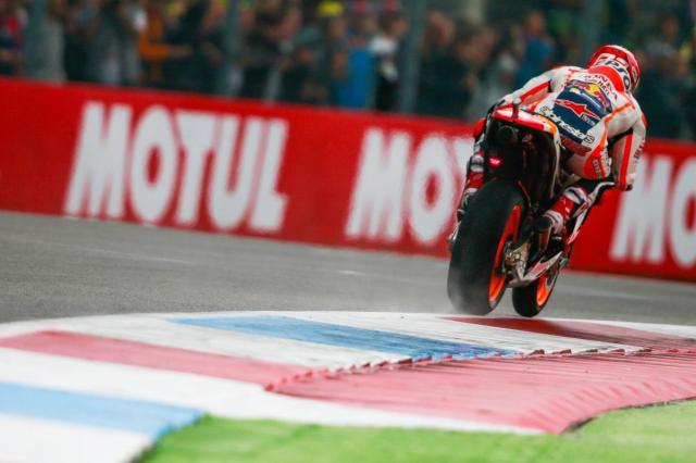 Hasil FP4 MotoGP Assen, Belanda 2016  Hujan Mendera, Marquez Tercepat