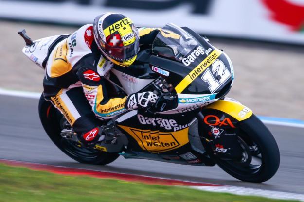 Hasil Qualifikasi Moto2 Assen, Belanda 2016  Luthi Terdepan disusul Zarco & Aegerter