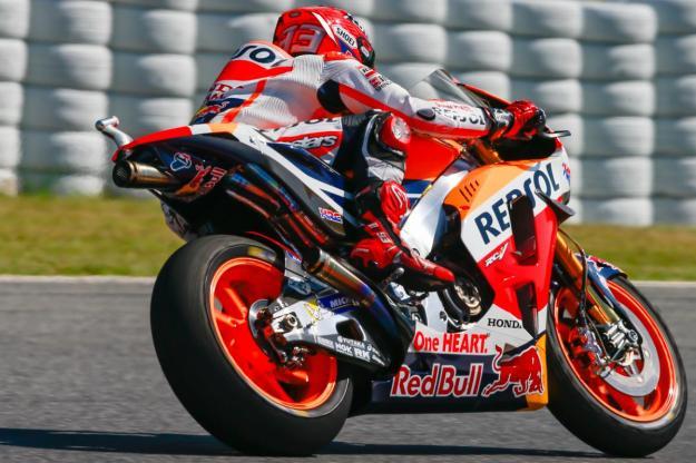 Marc Marquez Puncaki FP4 dan Qualifikasi MotoGP Catalunya, Spanyol 2016.jpg
