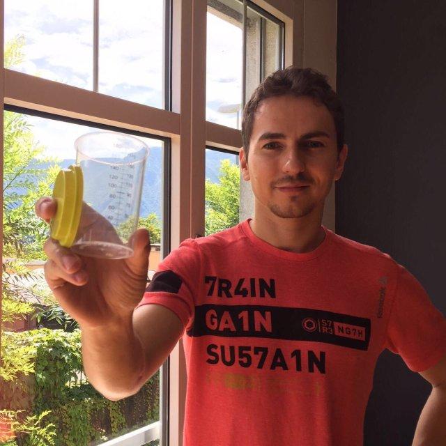 Saat Latihan di Laguno, Lorenzo Mendadak di Test Doping