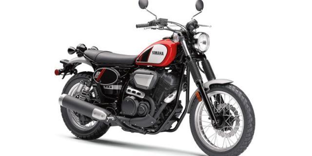 SCR950, Motor Scrambler dari Yamaha (2)