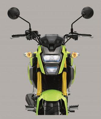 """Tampilan Baru Honda """"Grom"""" 2017,. Andai Saja Masuk Pasar Indonesia, Ciamik nih,. (1)"""