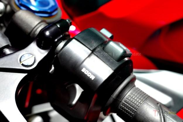 Pindah Riding Mode All New CBR250RR, Cukup Pencel Tombol Saja!!