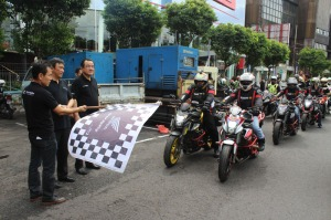 Serius Garap Pasar Big Bike di Jatim, AHM & MPM Distributor Resmikan Showroom Big Wing Surabaya (8)