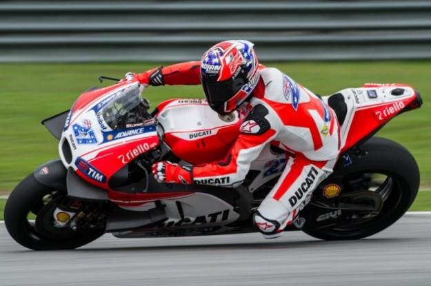 "Stoner "" Program Saya Dengan Ducati Adalah Test Rider Bukan Wild Card"""