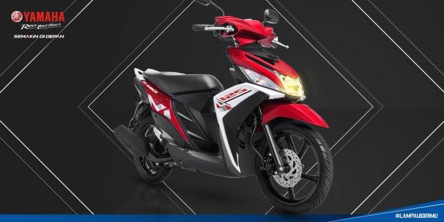 "Yamaha Rilis Warna Baru Mio Z ""Merah Zuper"" (1)"