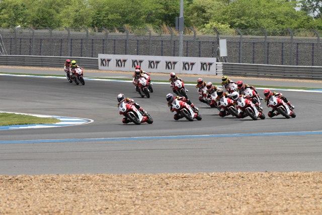 Pebalap Astra Honda Racing Team (AHRT) Siap Berlaga di ARRC Sentul