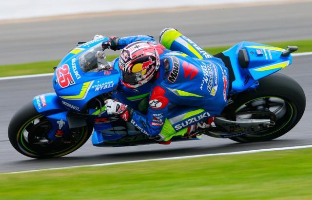 MotoGP Silverstone, inggris 2016  Crutchlow dan Rossi Lengkapi Podium Vinales