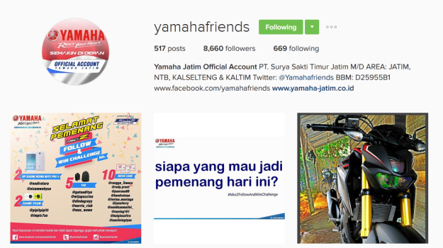 pemenang-mio-z-follow-and-win-challange-yamaha-jatim