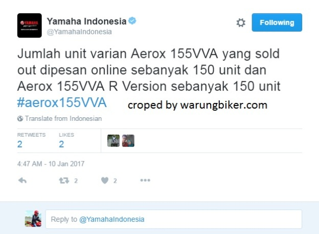 kuota-indent-online-yamaha-aerox-155vva-totalnya-450-unit