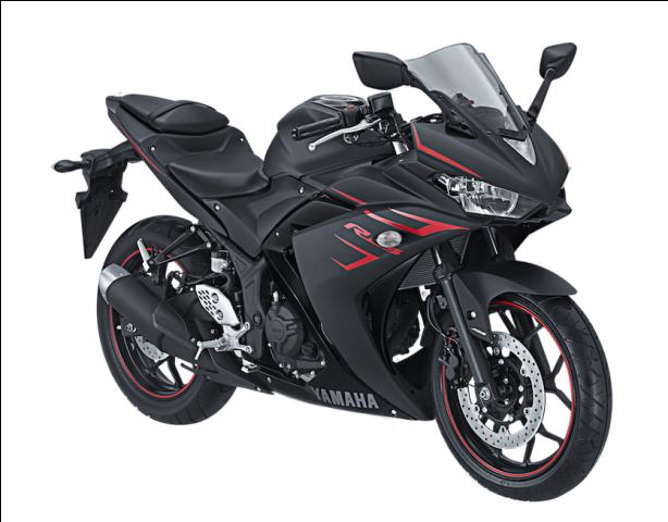 yzf-r25-matte-black