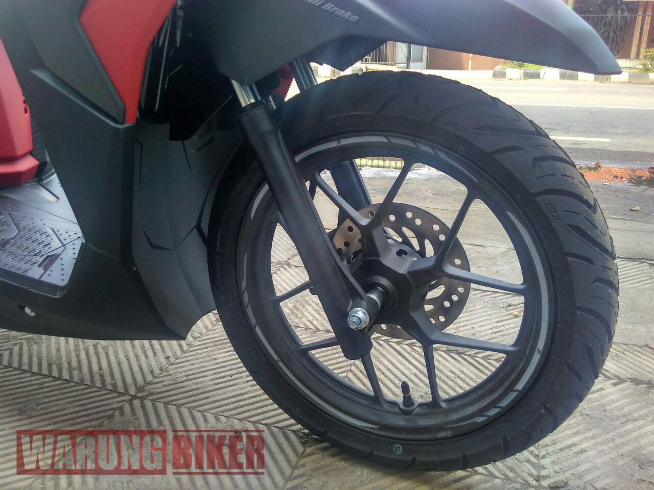 Vario 150 Black Matte Limited Edition Pakai Ban FDR Sport XR Sob