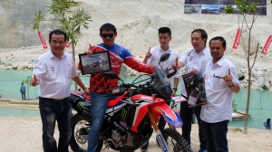 Launching Honda CRF250 Rally Jawa Timur (6)