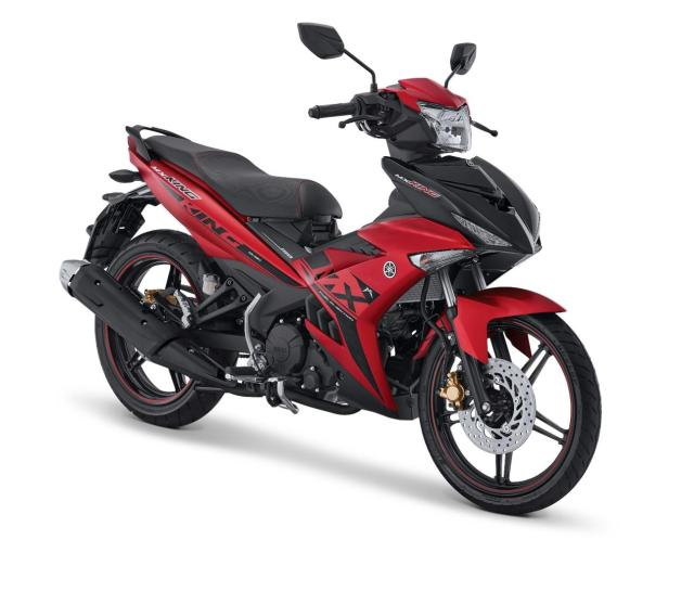 AISI Maret 2017 Jawara Kelas Bebek Super 150 CC, Yamaha MX King 150