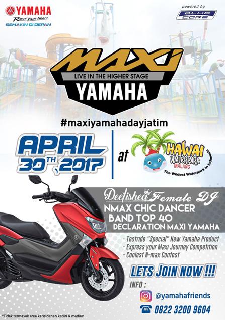 Maxi Yamaha Day Akan Singgah ke Kota Malang, Catat Tanggalnya Brosis!.jpeg