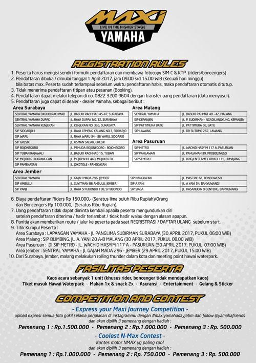 Maxi Yamaha Day Akan Singgah ke Kota Malang, Catat Tanggalnya Brosis!.jpg