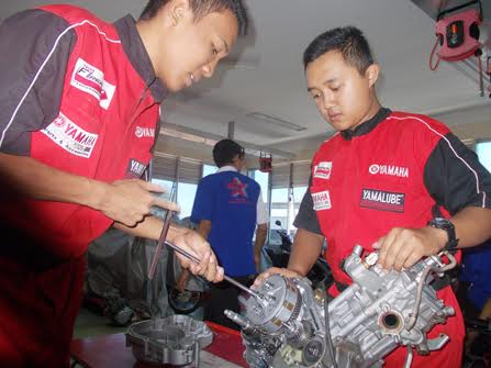Kembali Dibuka, Yamaha Engeneering School (YES) Angkatan 10 Surabaya. Siapkan Dirimu Brosis!.jpg