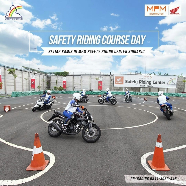 Komitmen Terhadap Keselamatan Berkendara, MPM Safety Riding Center Terbuka Untuk Umum dan Gratis!.jpg