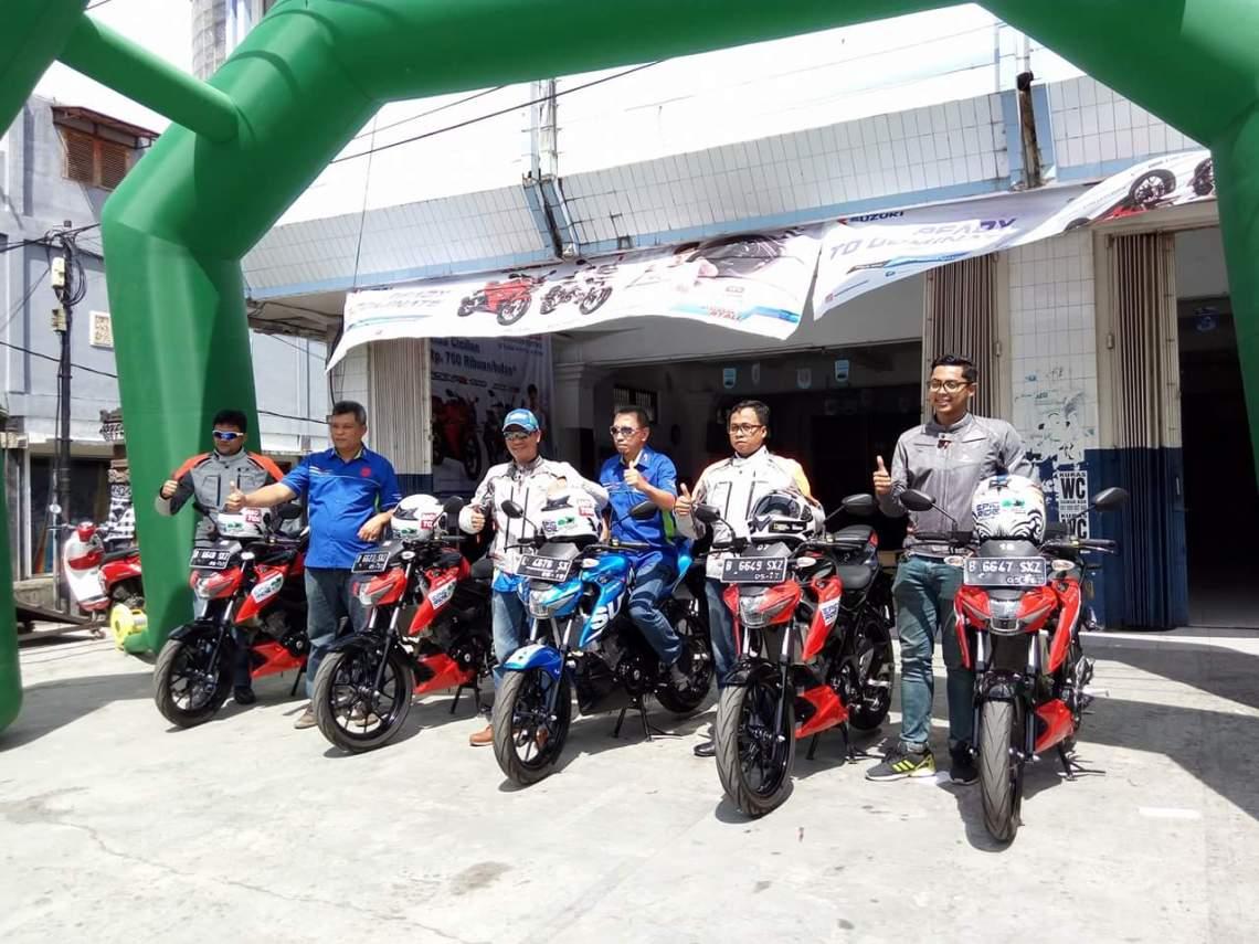 Rayakan Ultah Motor Plus dan National Geographic Indonesia, 5 Rider Profesional ini Geber Suzuki GSX-S150 dari Lombok Hingga Sumbawa (2).jpg