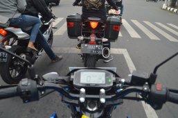 Gandeng 86 Production, Suzuki Motor Sales Gelar Kuliner Touring Bareng GSX-S150 & SUGOI Kediri (Part 1) (12)