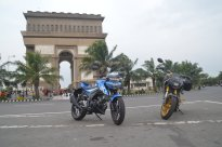 Gandeng 86 Production, Suzuki Motor Sales Gelar Kuliner Touring Bareng GSX-S150 & SUGOI Kediri (Part 1) (19)