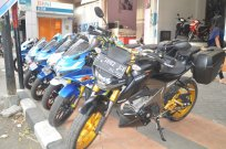 Gandeng 86 Production, Suzuki Motor Sales Gelar Kuliner Touring Bareng GSX-S150 & SUGOI Kediri (Part 1) (2)