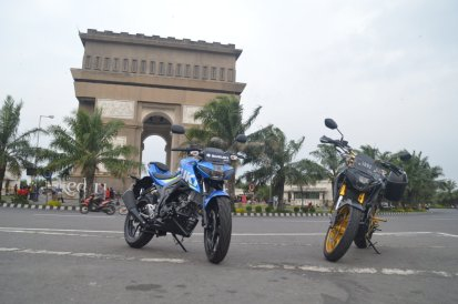 Gandeng 86 Production, Suzuki Motor Sales Gelar Kuliner Touring Bareng GSX-S150 & SUGOI Kediri (Part 1) (20)