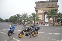Gandeng 86 Production, Suzuki Motor Sales Gelar Kuliner Touring Bareng GSX-S150 & SUGOI Kediri (Part 1) (22)